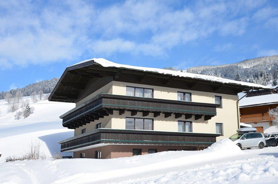Appartement Saalbach Winter1
