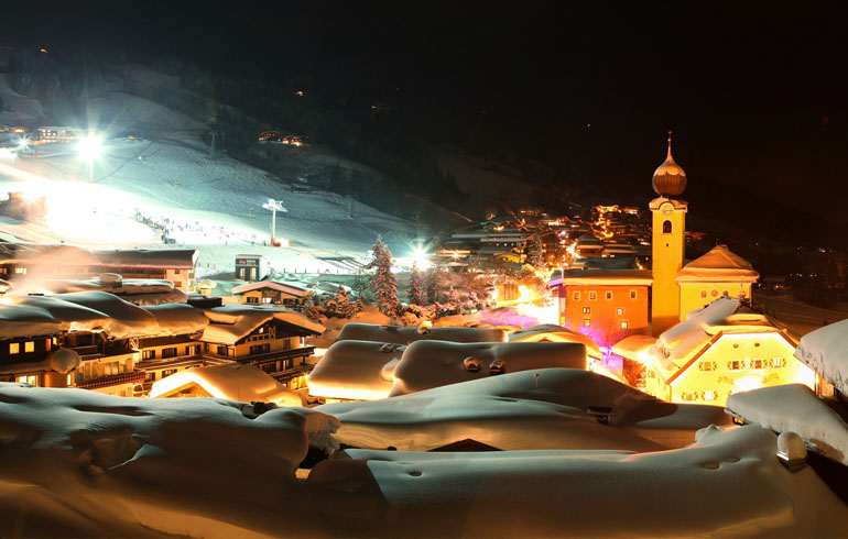 Saalbach Winter